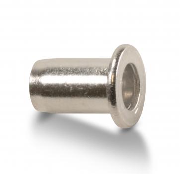Blindnitmutter krage, Aluminium